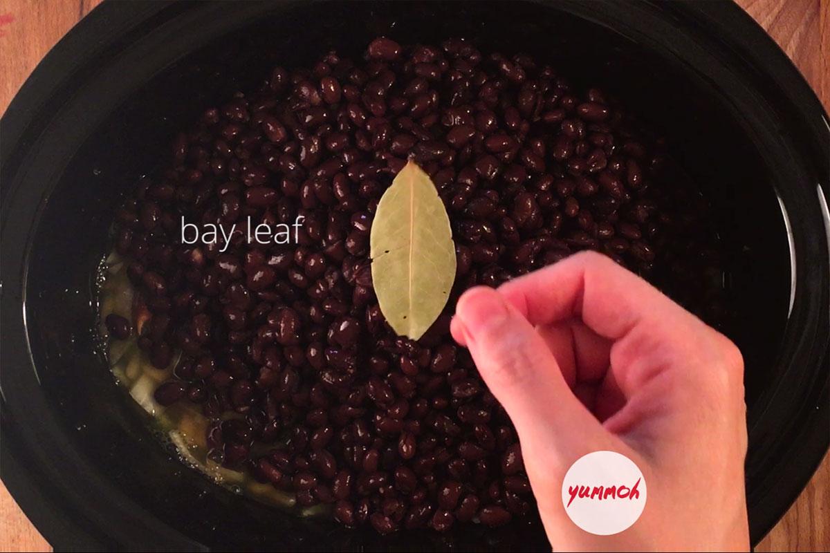 Black Bean Soup Step 2