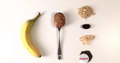 Chia Banana Smoothie